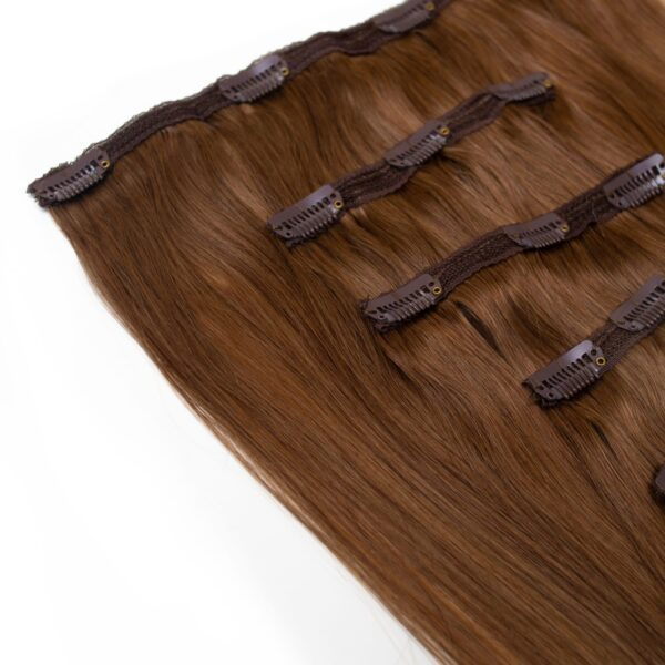 Edwards And Co. Extentions - Caramel in 5 piece