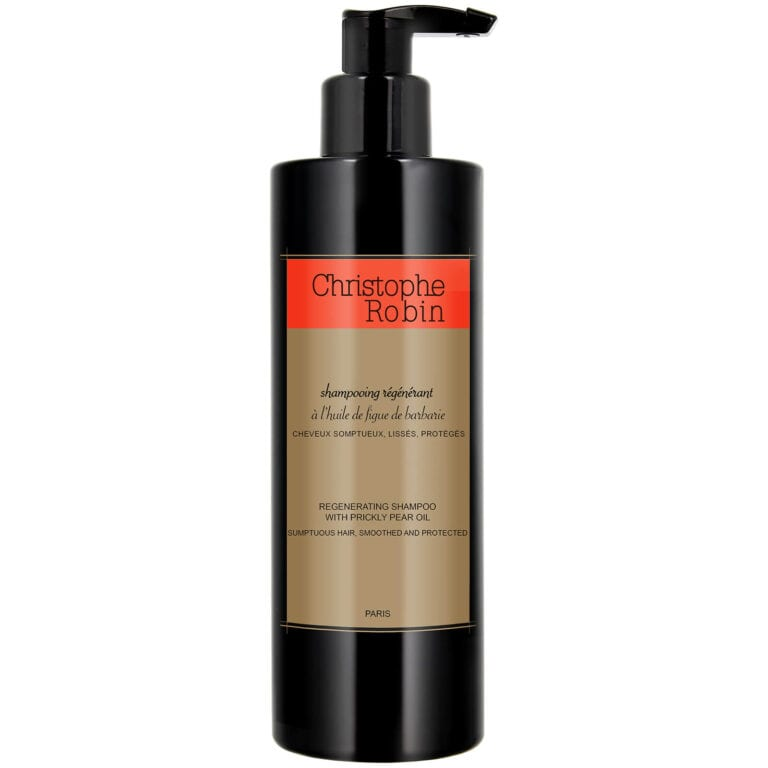 Regenerating Shampoo with Prickly Pear Oil - 400ml