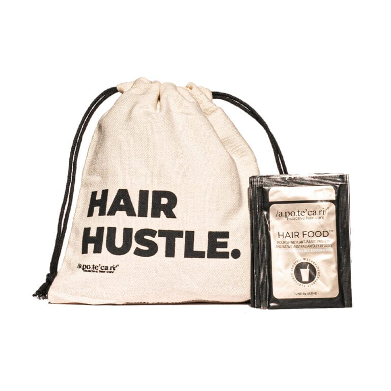 Hair food 1 month travel pack 30x6 satchets