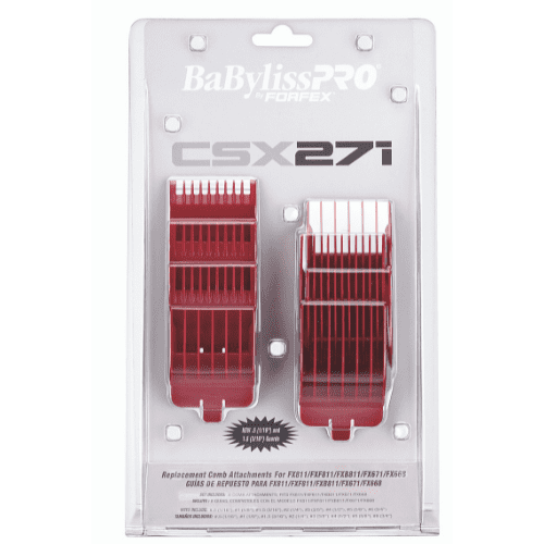 BaByliss Pro CSX271 Replacement Clipper Guards