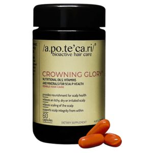 Crowning Glory - 120 Capsules